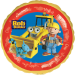 "18"" Bob the Builder foil balloon"